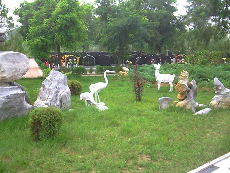 中华永久陵园墓区