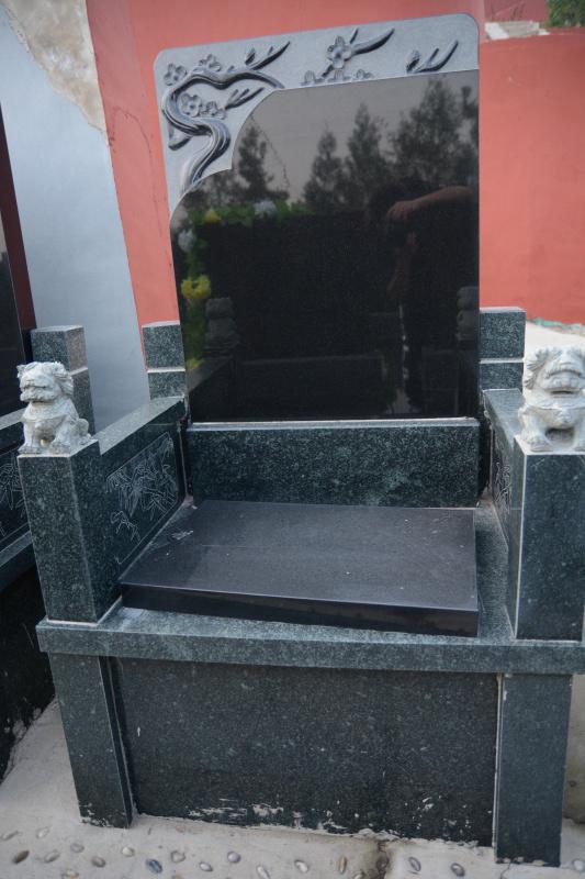 基本墓型-围栏艺术碑