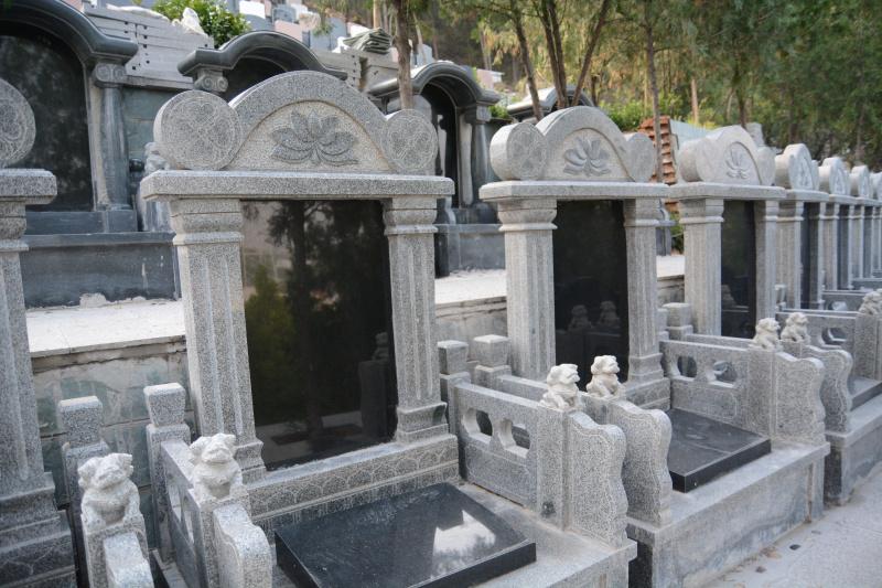 基本墓型-莲花碑