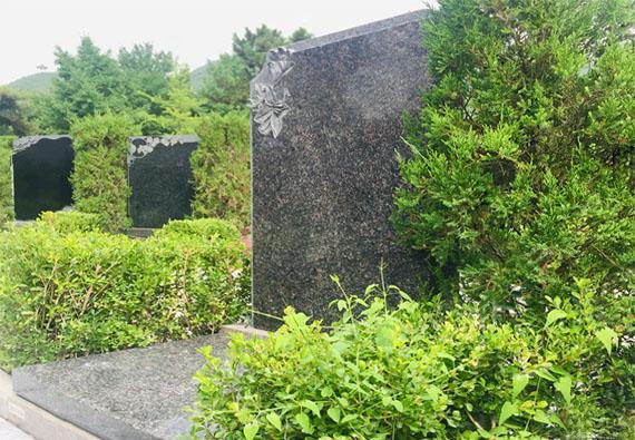 天荷园一区-传统立碑,艺术立碑