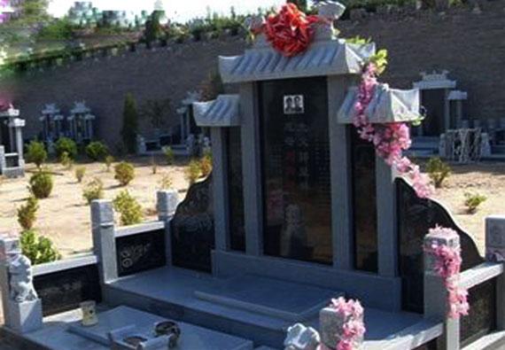 基本墓型-家族自选
