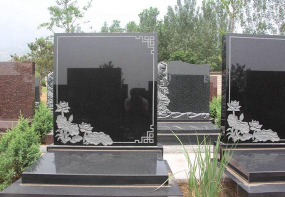 慧安园1B区-艺术立碑