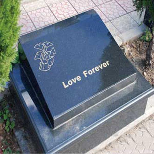 基本墓型-卧碑