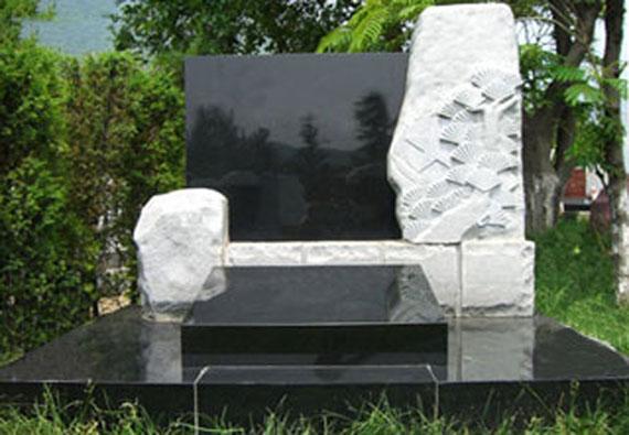 基本墓型-艺术立碑