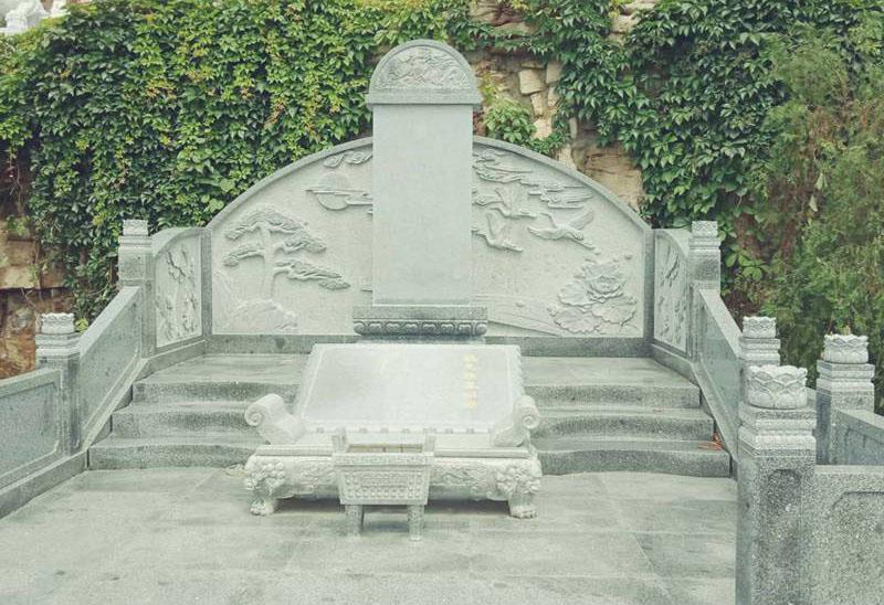 墓台三段-家族自选
