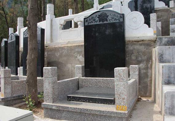 龙翠园三区-传统立碑