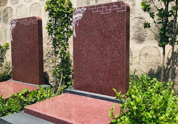 旭景苑二区-艺术立碑