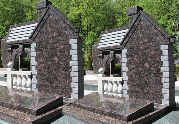春熙园A区-艺术立碑