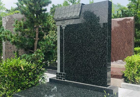 天荷园N区-传统立碑