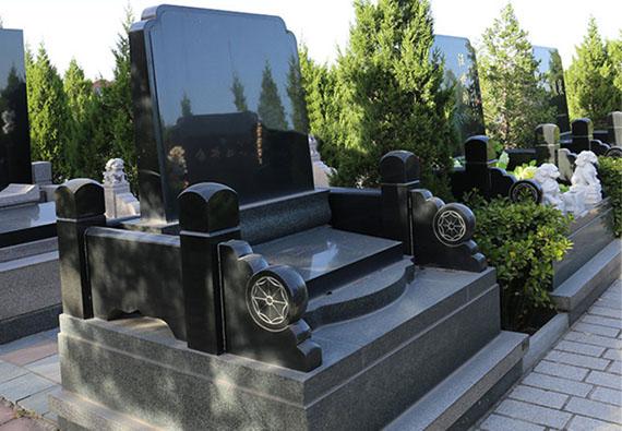 福辰园-传统立碑