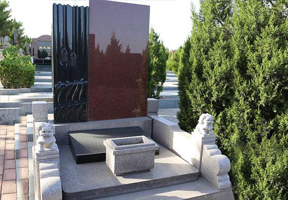 永和园-艺术立碑