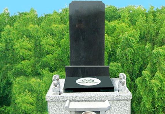 基本墓碑-传统立碑