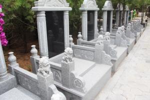 九区立式碑