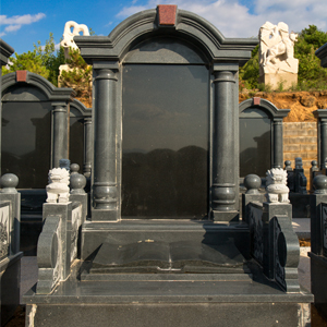 基本墓型-立式碑