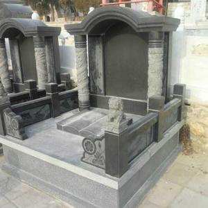 家族多穴墓