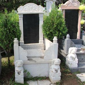 基本墓型-静雅碑