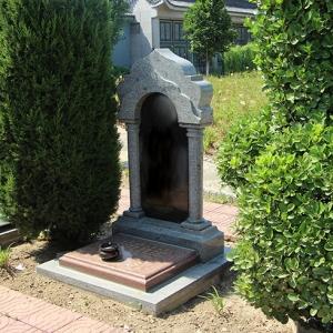 基本墓型-思亲园莲花碑
