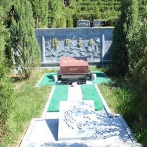 高档艺术墓4