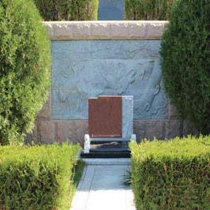 高档艺术墓3