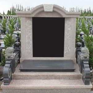 基本墓型-百合7号