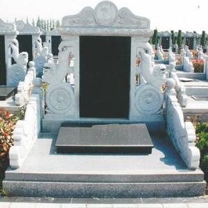 基本墓型-百合6号