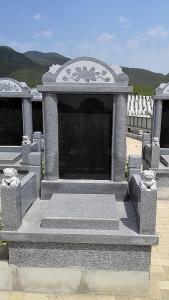 基本墓型-立式碑3