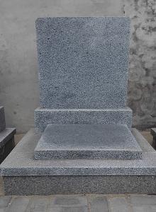 基本墓型-立式碑5