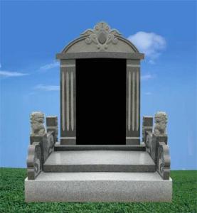 普通墓型-龙凤呈祥墓