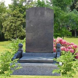 基本墓型-轩辕碑