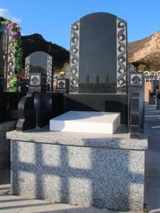 基本墓型-栏板墓