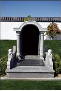 基本墓型-尚德宝座
